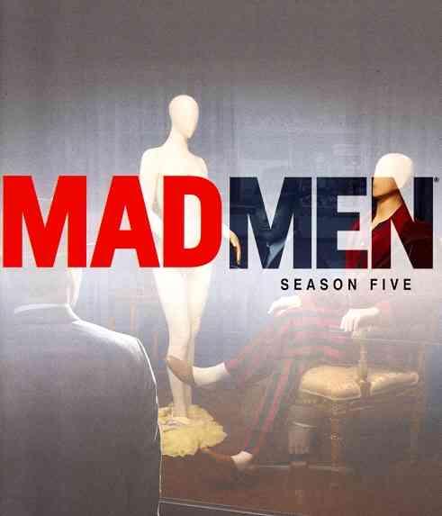 MAD MEN SEASON 5 BY MAD MEN (Blu-Ray)